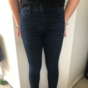 Soft stretch jeans